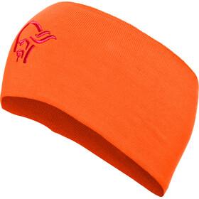 Norrøna /29 Summer Headband Scarlet Ibis